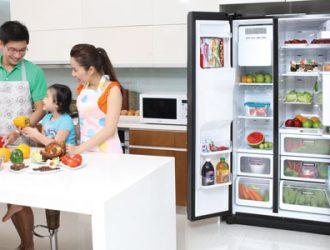 Mẹo tiết kiệm điện cho tủ lạnh trong ngày hè