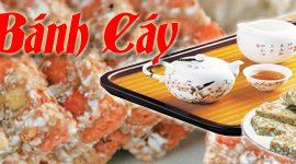 Bánh cáy làng Nguyễn  món đặc sản của Thái Bình