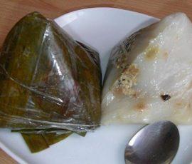 Bánh giò Bến Hiệp đặc sản nơi thôn quê Thái Bình