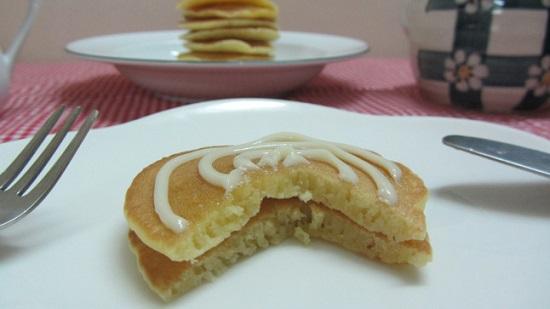 Món bánh Pancake không cần lò nướng