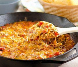 Món Nacho bò bằm Mexico siêu ngon