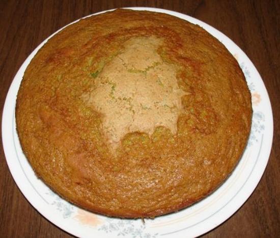 Nướng chín bánh