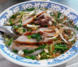 Món bánh canh cá thu Phú Quốc