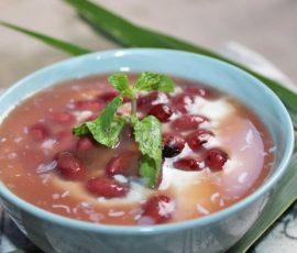 Món chè đậu đỏ – món ngon hấp dẫn không thể bỏ qua khi đến Đà Lạt