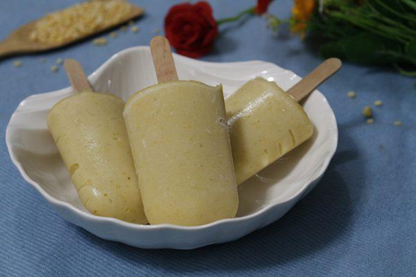 Món kem đậu xanh bùi bùi béo béo