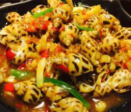 Món ốc hương Phú Quốc